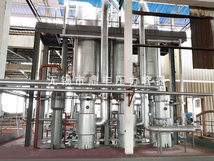 氯化鈉蒸發(fa)結晶回收二甘醇