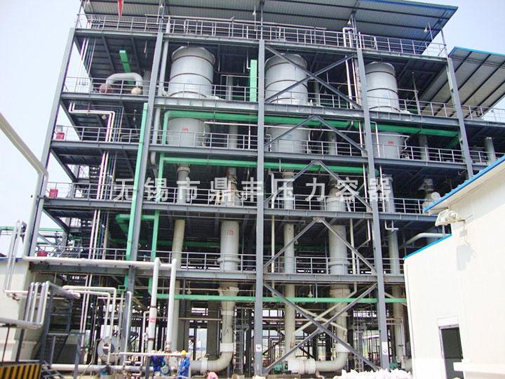 氯化鈉廢(fei)水三(san)效(xiao)蒸發(fa)結晶